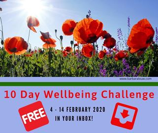 10 Day Wellbeing Challenge