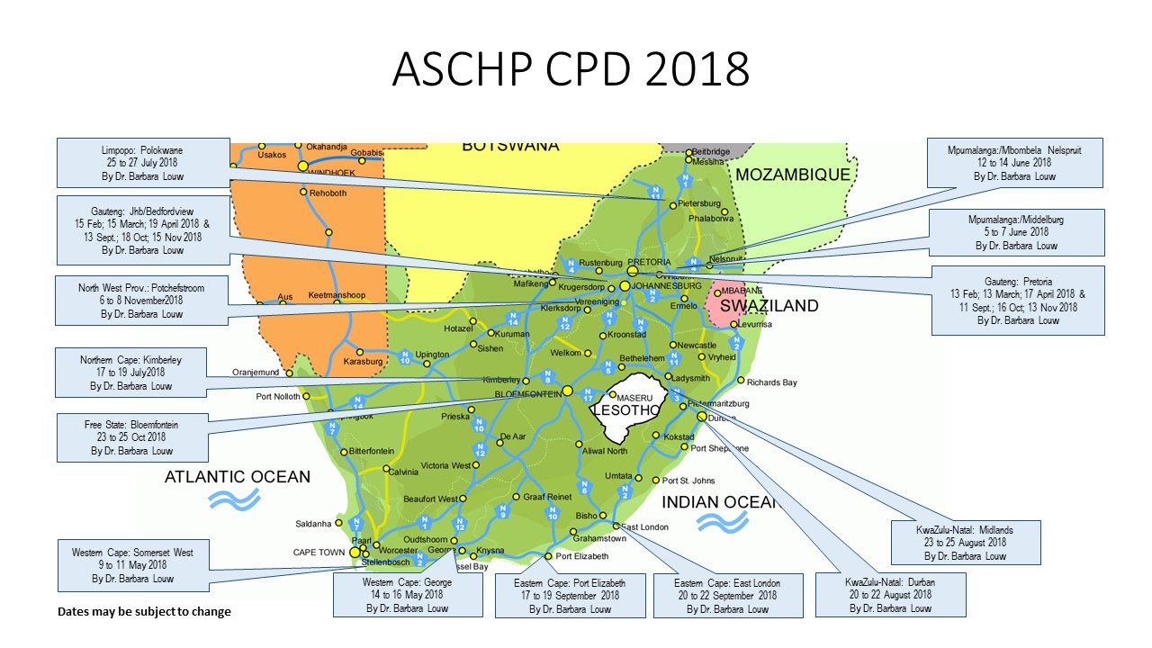 ITN ASCHP CPD 2018