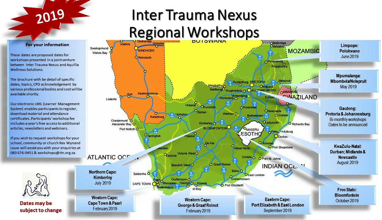 ITN Regional workshops 2019
